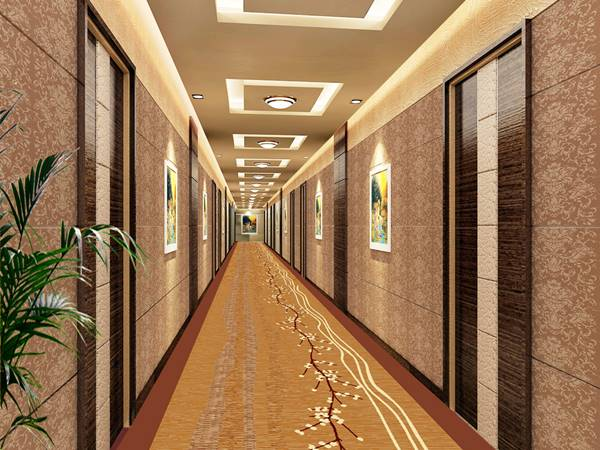 bộ sưu tập mẫu thảm trải hành lang khách sạn