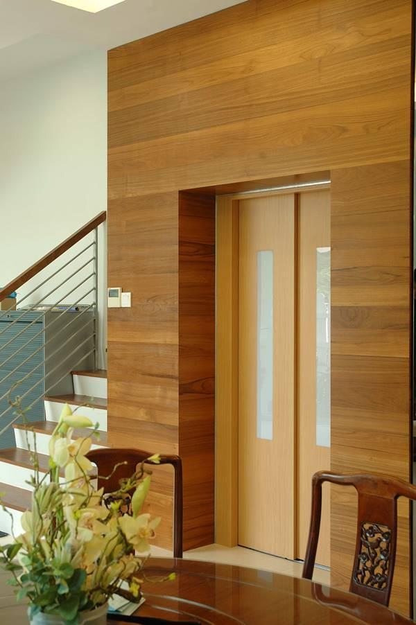 Chọn thang máy cho nhà nghỉ