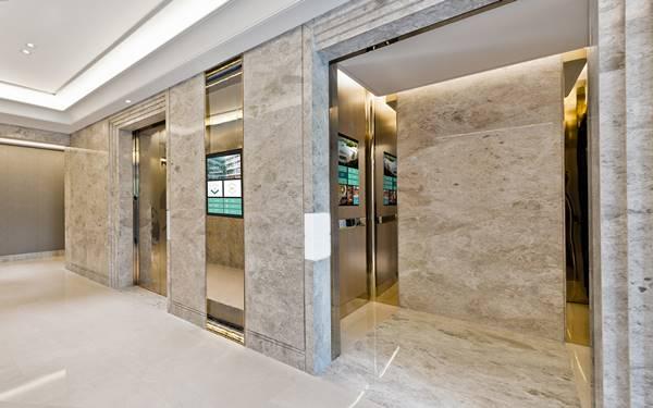 Quy định về hình thức, kích thước thang máy khách sạn 3 sao
