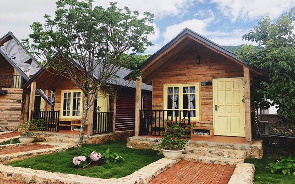 Thiết kế Homestay diện tích nhỏ đơn giản và giá cả phù hợp