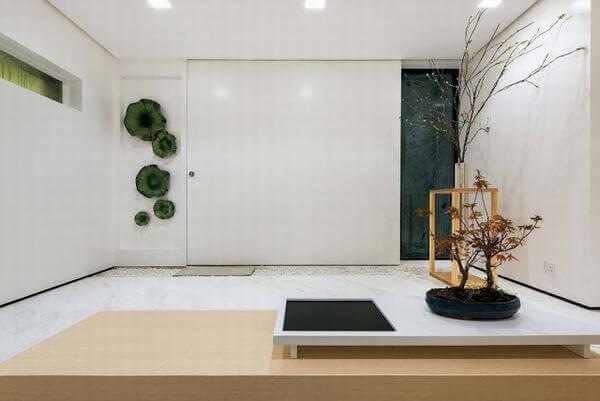 Các phòng thường thiết kế đơn giản nhưng rất hiện đại