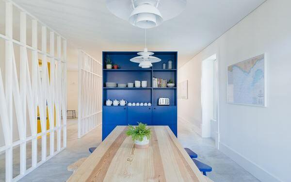 Thiết kế homestay hiện đại đẹp mê ly theo hot trend 2020