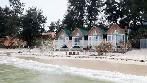 Homestay ven biển nổi tiếng ở Cô Tô