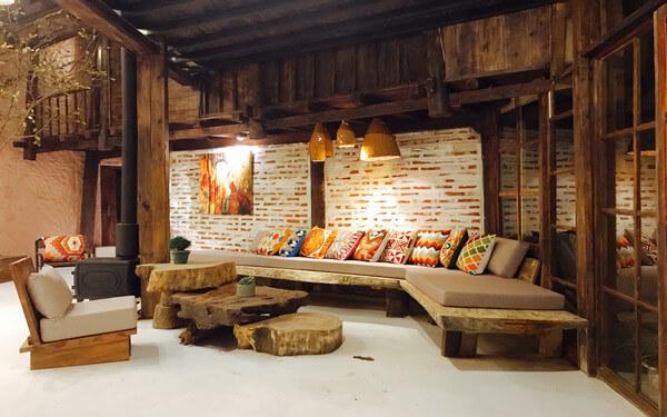 """Thiết kế homestay vintage – Phong cách """"chất lừ"""" từ sự cổ điển"""