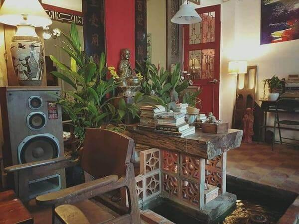 Mỗi homestay vintage được thiết kế mang nét riêng biệt