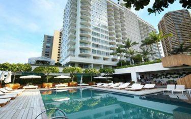 Tổng hợp các mẫu thiết kế khách sạn hiện đại hot nhất 2019