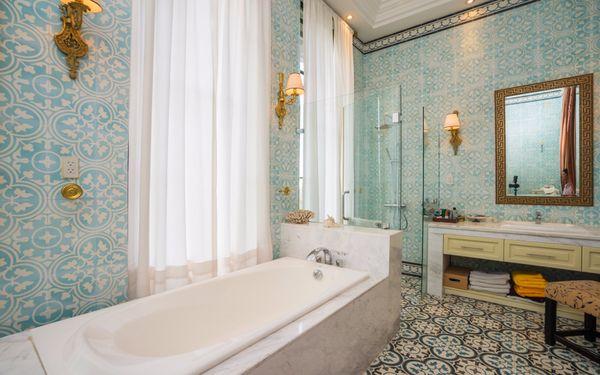 Thiết kế nội thất phòng tắm tạo vẻ đẹp cuốn hút, gần gũi