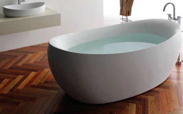 Mẫu bồn tắm cao cấp được sử dụng trong khách sạn 5 cao