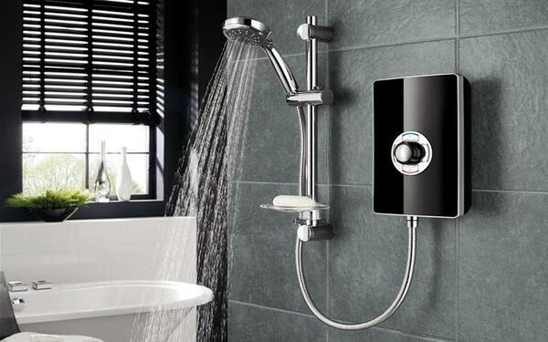 Vòi sen tắm với thiết kế hiện đại, tiện lợi dễ sử dụng