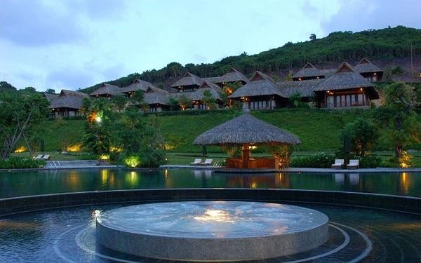 Thiết kế resort bungalow trên đồi chiêm ngắm nhiều cảnh quan đẹp mắt
