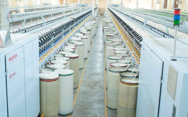 Xưởng sản xuất khăn bông cao cấp Athena ứng dụng công nghệ cao