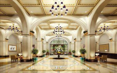 Nâng tầm đẳng cấp với các ý tưởng thiết kế khách sạn ấn tượng