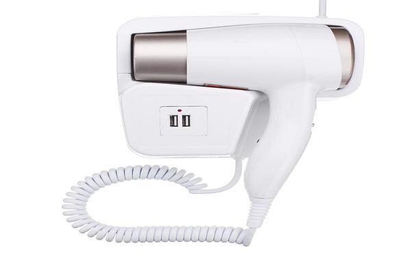 Máy sấy tóc treo tường là gì? Ưu nhược điểm của loại máy sấy này