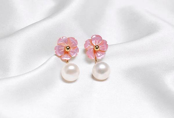 Dịu dàng nhưng vẫn quý phái của Peach Blossom