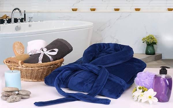 Áo choàng spa
