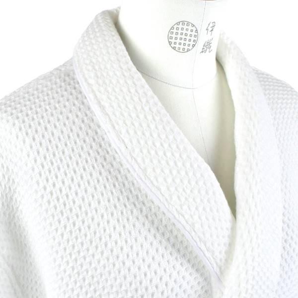 chất lượng áo choàng tắm dệt tổ ong