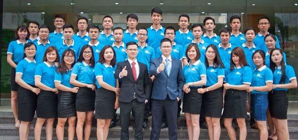 Công ty mặc đồng phục thể hiện sự đồng lòng, nhất trí
