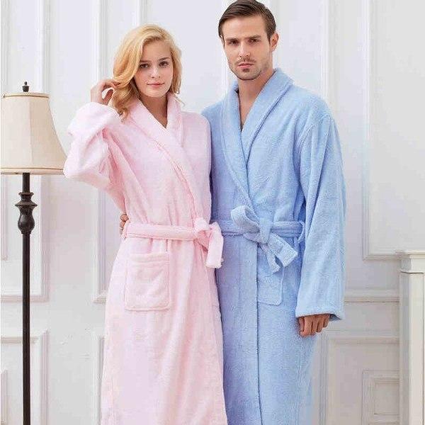 Sử dụng áo choàng tắm tại các khách sạn, resort đã trở nên rất phổ biến