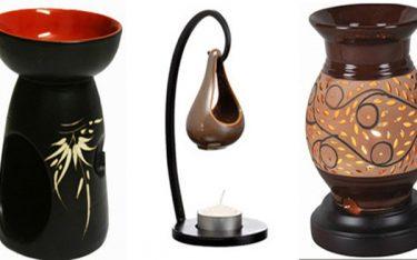Top 4 địa chỉ bán đèn xông tinh dầu chất lượng, giá cả phải chăng