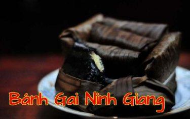 Bánh gai Ninh Giang gây nghiện, hấp dẫn nhiều du khách phương xa