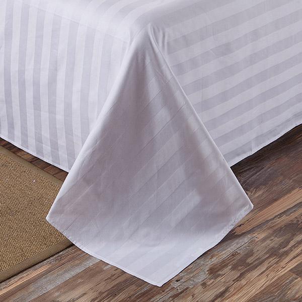 Đường kẻ sọc chìm tinh xảo trên bề mặt vải