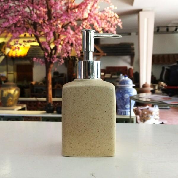 Bình đựng nước rửa tay bằng sứ bền đẹp