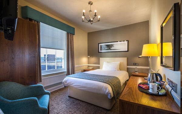 Giường đơn dành cho một người hiện có kích thước chuẩn là 1m x 2m