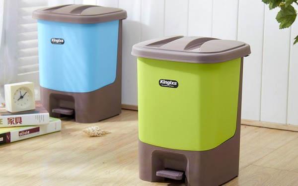 Điểm danh các loại thùng rác thường sử dụng trong phòng khách sạn
