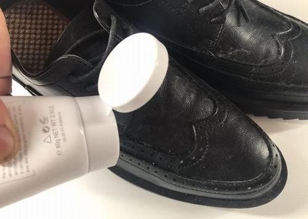 Xi đánh giày dạng kem được dùng phổ biến