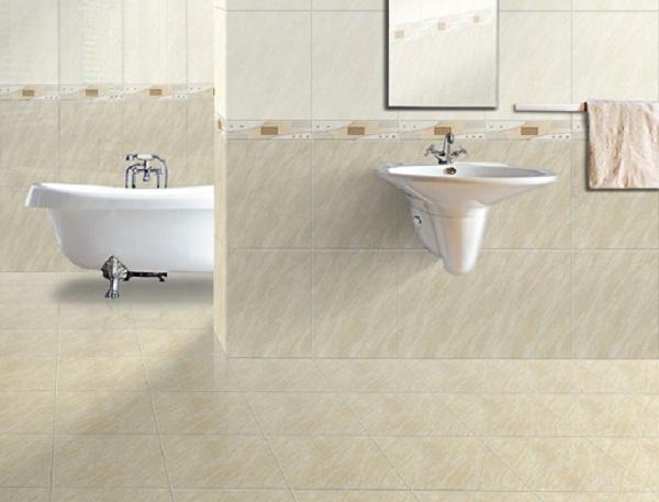 Sàn nhà tắm với độ ẩm cao thường là nơi mang đến nguy hiểm tiềm tàng