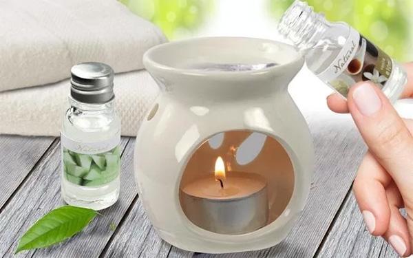 Mách bạn cách dùng đèn xông tinh dầu đơn giản, hiệu quả nhất
