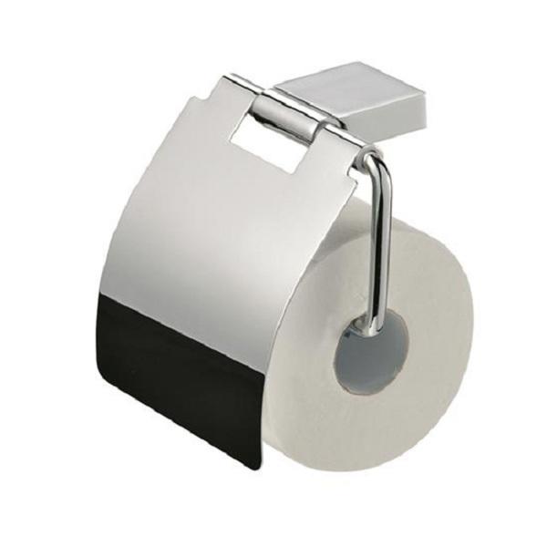 Hộp đựng giấy vệ sinh với chất liệu inox trở nên phổ biến bởi độ bền cũng như dễ sử dụng