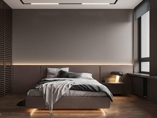 chọn đèn ngủ cho phòng khách sạn