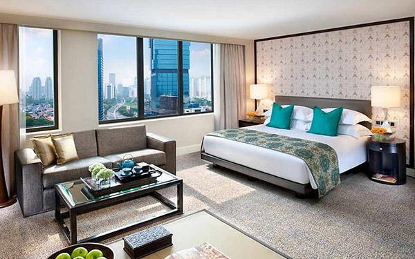 Có nên dùng thảm trải sàn trong phòng ngủ khách sạn không?
