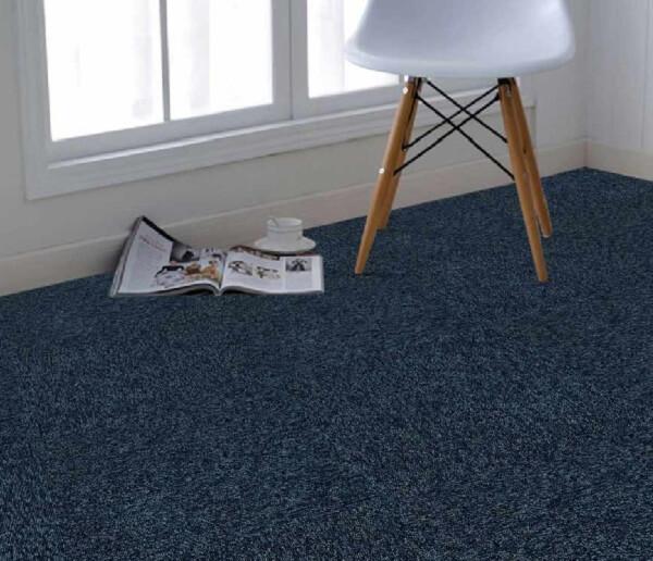 Sử dụng những tấm thảm trải sàn khiến không gian nhà cửa trở nên ấm cúng hơn