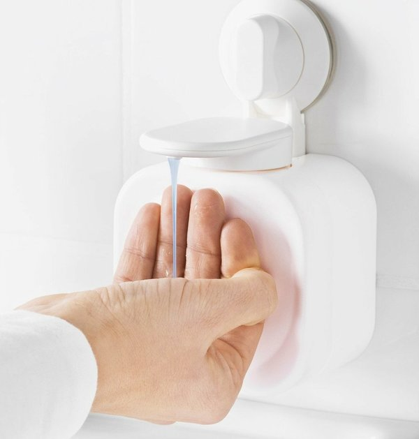 Bình đựng nước rửa tay đảm bảo vệ sinh