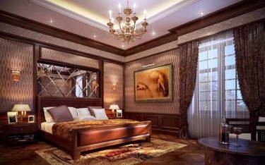 Đèn ngủ cổ điển là gì? Vì sao đèn ngủ cổ điển hợp với khách sạn cao cấp?