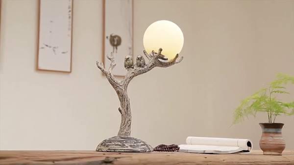 đèn ngủ hiện đại