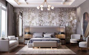 Đèn ngủ thả trần: Mẫu đèn ngủ trang trí dành cho khách sạn cao cấp