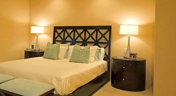 Một không gian ấm cúng, quen thuộc dành cho khách lưu trú