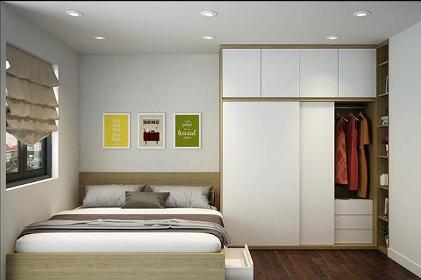 Chất liệu gỗ MDF mang đến sự đa dạng màu sắc trong nội thất đồ gỗ