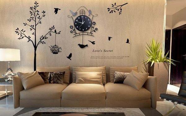 Chọn vị trí lắp đồng hồ treo tường cho khách sạn hợp phong thủy
