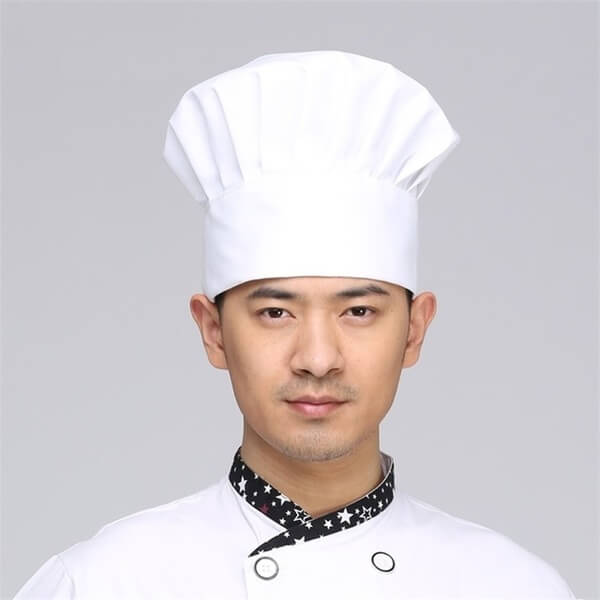 Mũ đầu bếp tạo nên giá trị riêng cho người đầu bếp