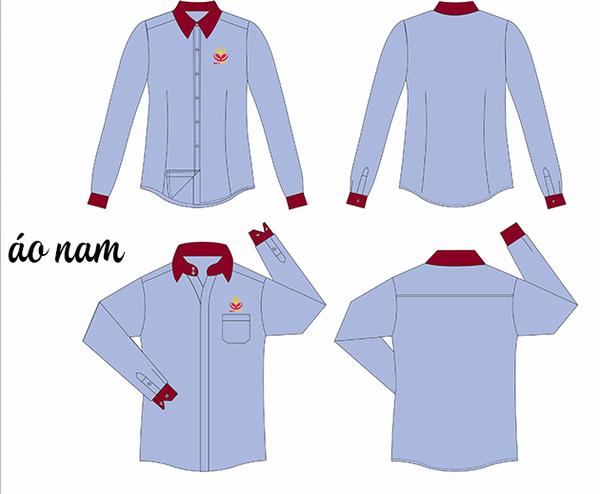 Lựa chọn kiểu dáng, mẫu mã phù hợp với nhu cầu may đồng phục