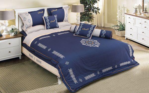 Chất liệu và màu sắc góp phần mang đến giấc ngủ ngon