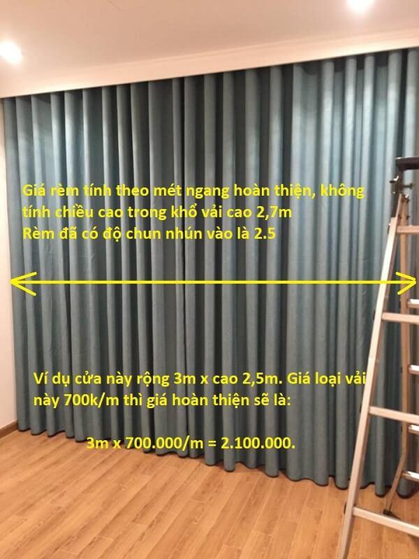 Chi tiết cách đo rèm cửa sổ khách sạn