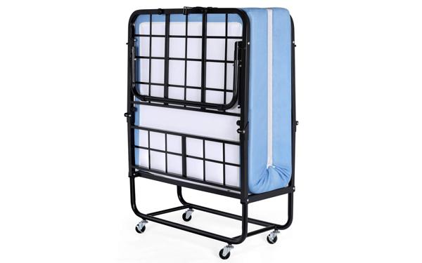 Giường gấp gọn tiết kiệm tối đa diện tích bảo quản