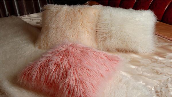 Gối trang trí giường sắc màu GTT02