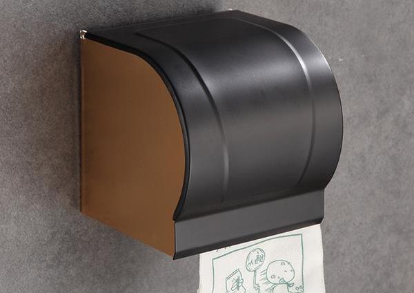 Hộp đựng giấy vệ sinh inox chắc chắn