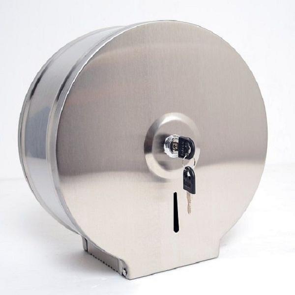 Loại hộp đựng giấy vệ sinh này có khả năng chứa được rất nhiều giấy và đảm bảo tránh được môi trường ẩm ướt